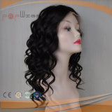 Full French Lace Hand Tied Human Hair Cheap Afro Women Wig