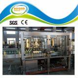 Factory Produce Carbonated Beverage Can Filler Capper Line