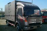 Sinotruck HOWO 4X2 Light Van Truck Mining Truck