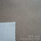 Shammy Fluff Polyester Suede Faric with Embossed Treatment for Sofa