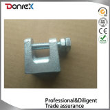 Heavy Duty Hot Dipped Beam Clamps with Screw and Nut