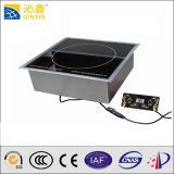 Hot Manufacturer 3.5kw High Heating Efferency Built-in Induction Flat Cooker with Ce