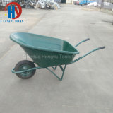 8cbf Large Capacity Plastic Tray Garden Wheelbarrow