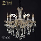 Modern Design Beautiful Crystal Chandelier Lamp (AQ50014-6)
