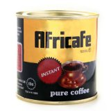Metal Cans for Packing 50g Africafe Pure Coffee