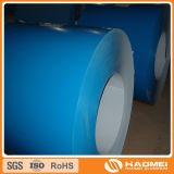 Color Coated Aluminum Roll (for wall cladding)