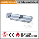 Brass Lock Cylinder for Europe with DIN18252
