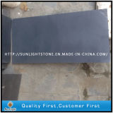 Honed Black Slate for Wall / Flooring / Roofing Tiles