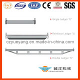 Steel Horizontal Bridge Ledger for Ringlock Scaffolding