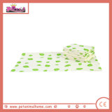 Super Absorbent Disposable Printed Pet Pad Green Leaves