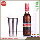 12oz Vacuum Beer Mug to Keep Water Cold, Thermos with Lid