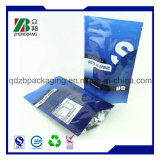 Resealable Zip Lock Foil Packaging Protein Powder Pouch