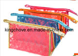 Mesh with PU Trimming Cosmetic Bag / Fashion Bag (KCC89)