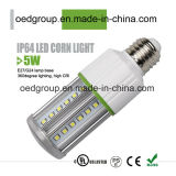 5W IP64 LED Corn Light E26/E27/G24 with UL cUL PSE Ce RoHS Approved