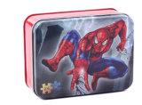 Metal Tin Puzzle Gift Box