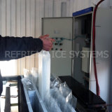 Solar Power Block Ice Maker Designed for Tropical Climate