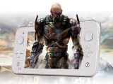 7 Inch Game Player 7'' Tablet PC MID DDR 1g 8GB Android 4.1 Capacitive 7300 Game Cloud Dual Core HD Game Pad2 (K7300)
