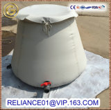 Collapsible Onion Shape PVC Water Storage Tank