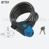 High Quality Bicycle Cast Lock (BL-87701)