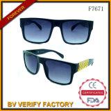 Metal Decorations Custom Plastic Sunglasses F7671