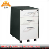 Metal 3 Drawers Vertical Mobile Cabinet