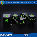 Custom Engrave Dice Metal Dice Casino Board Game Dice