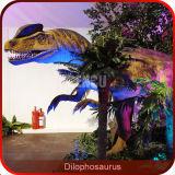 3D Toys Dilophosaurus Dinosaur Set