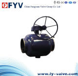 Fully Welded Ball Valves (Forged Body A105/A350/A182)
