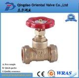 Brass Bronze Water Gate Valve 3inch Wheel Handle for Water