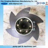 Lost Wax Casting /Investment Casting ANSI Durco Pump Impeller