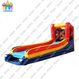 Inflatable Indoor Skee Ball Carnival Game for Sale