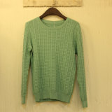 Lady Knittted Pullover Sweater