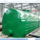 Green Type Fuel Oil Recycling to Diesel Machinery