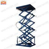 High Rise Scissor Lift From China Manufacture