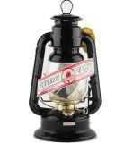 Kerosene Lantern / Hurricane Lantern - Gold/Black Finishes (D30)