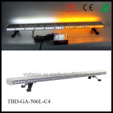 Vehicle Emergency Lightbar in White Take Downs and Alley Lights