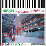 Warehouse Syetem Heavy Duty Metal Mezzanine Rack
