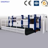 Die Cutting and Creasing Machine with Stripping