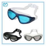 Anti-Slip Silicone Wrapped Around Sports Glasses for Swimming