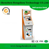 Self Service Payment Kiosk Cash Deposit Machine Thermal Printer Kiosk