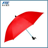 Custom Red Umbrella for Lady From China