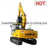 15 Ton Middle Size Crawler Type Hydraulic Excavator