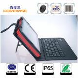 Andorid Touch Screen Handheld Tablet PC with RFID NFC Reader Fingerprint Sensor