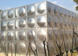 Ss304 Stainless Steel Drinking Water Tank Sectional Water Container