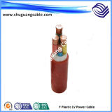 High Temperature Resistant/Silicon Rubber Insulated and Sheathed/Cable