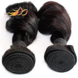 100% Burmese Virgin Human Hair Loose Wave Tangle Free Hair Weave