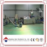 Wood Plastic WPC Pellet Production Line Sjsz