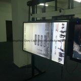 55 Inch Indoor Protrait LCD Ad Video Screen Touch Player