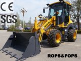 Strong Ce Wheel Loader (HQ910J) with 4 in 1 Bucket