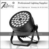 36X10W LED PAR Light DMX with RGBW 4-in-1 LED